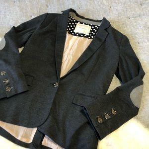 Cartonnier (Anthro) blazer with elbow patches sz.L